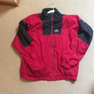 vintage nebraska football jacket